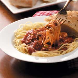 Beef Spaghetti Sauce