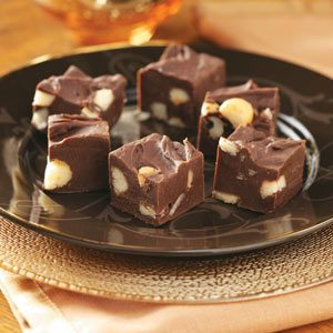 Macadamia Fudge Recipe