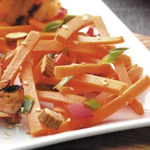 Crunchy Carrot Salad Recipe