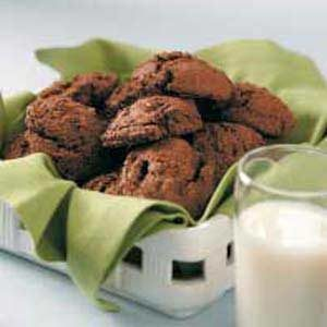 Devil's Food Cookies Recipe