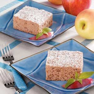 Honey Spice Snack Cake Recipe