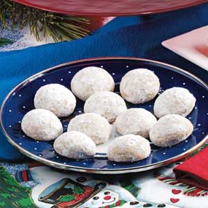 Fennel Tea Cookies