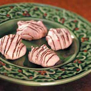 Raspberry Meringues Recipe
