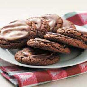 Chocolate Mint Crisps Recipe