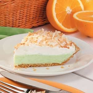 Pistachio Cream Pie Recipe