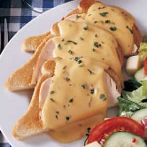 Hearty Cheese 'n' Toast Recipe