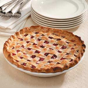Favorite Cranberry Cherry Pie