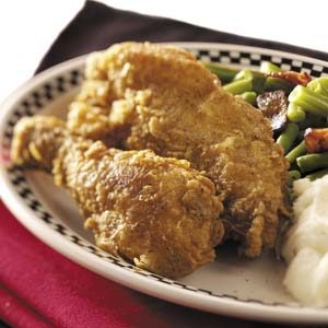 Country Fried Chicken Recipe