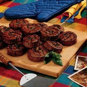 Grilled Steak Pinwheels Recipe