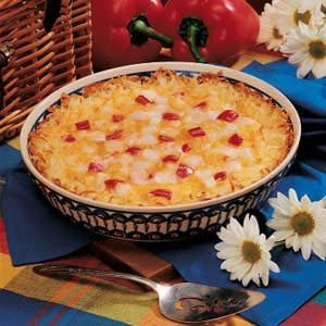Onion Potato Pie Recipe