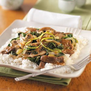 Asian Beef Vegetable Stir-Fry