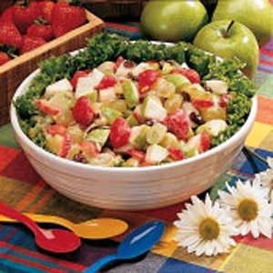 Sunflower Strawberry Salad