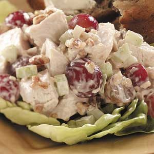 Quick Turkey Salad Recipe