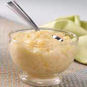 Vanilla Tapioca Pudding Recipe