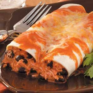 Hearty Chicken Enchiladas Recipe