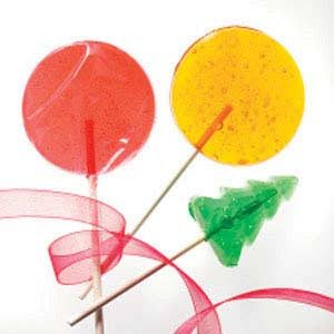 Old-Fashioned Lollipops Recipe