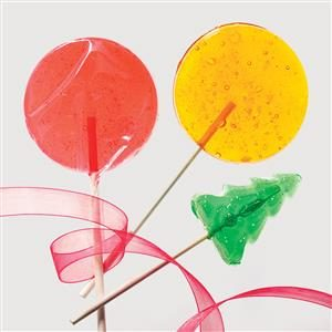Old-Fashioned Lollipops Recipe | Taste of Home