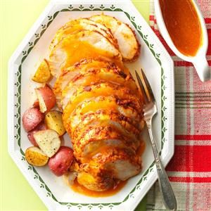 Citrus Turkey Roast Recipe