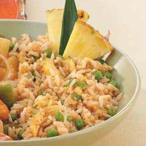 Instant Fried Rice Recipe