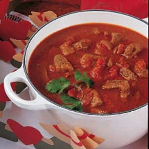Texas Beef Stew Recipe