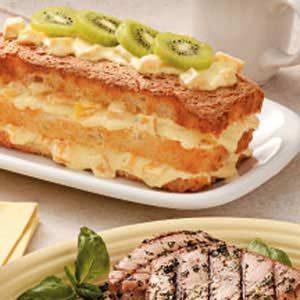 Creamy Mango Loaf Cake Recipe