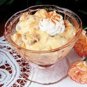 Raisin Pudding Recipe