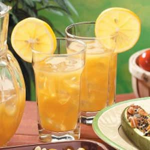Citrus Iced Tea with Mint Recipe