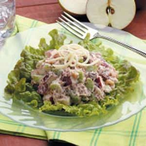 Waldorf Tuna Salad Recipe