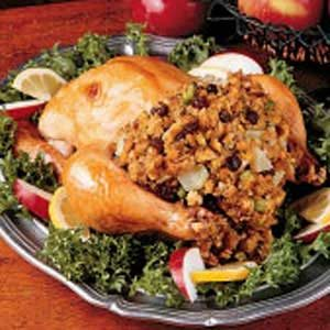Apple Stuffed Chicken Recipe