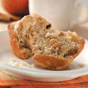 Apple Walnut Muffins Recipe