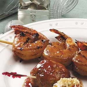 Zippy Shrimp Skewers Recipe