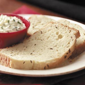Caraway Beer Bread Recipe