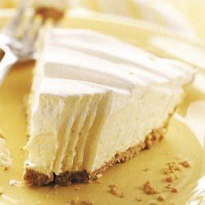 Fluffy Lemon Pie Recipe