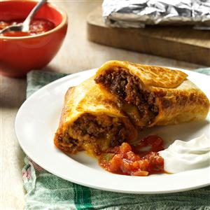 Tasty Burritos Recipe