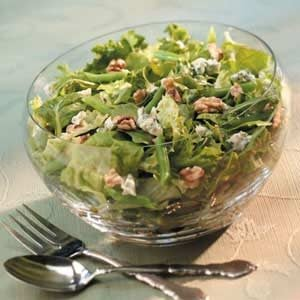 Walnut Green Bean Salad