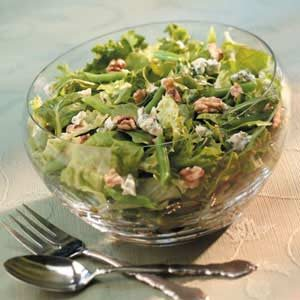Walnut Green Bean Salad Recipe
