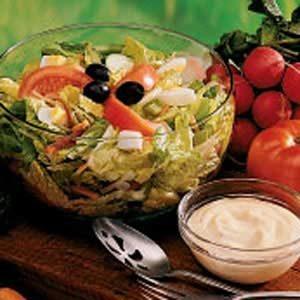 Garden State Salad Recipe