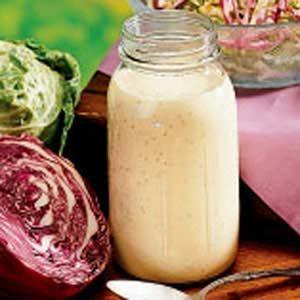 Creamy Celery Seed Dressing Recipe