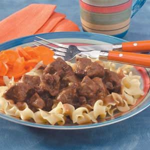 Sauerbraten Stew Recipe