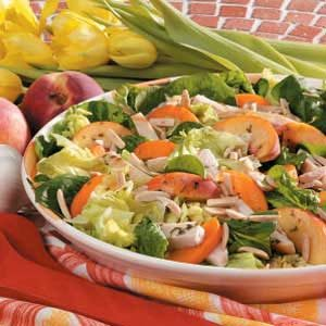 Fruited Chicken Tossed Salad Recipe