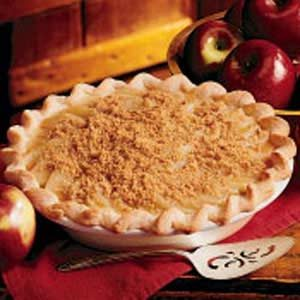 Icebox Apple Pie