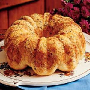 Savory Pull Apart Bread Recipe