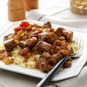 Moroccan Braised Beef Recipe