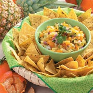 Fast Fruit Salsa Recipe