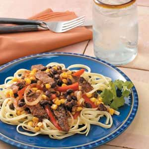 Southwest Beef Strips Recipe