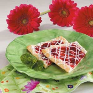 Cherry Cheese Danish Recipe