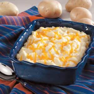 Contest-Winning Cheesy Potato Casserole Recipe