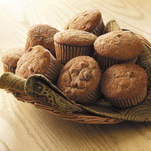 Date Muffins Recipe