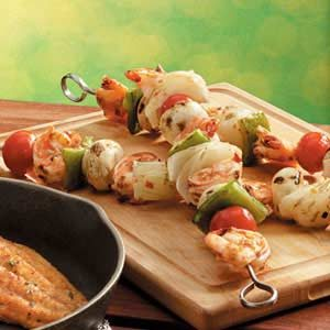 Shrimp Kabobs Recipe