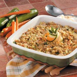 Chicken Zucchini Casserole Recipe